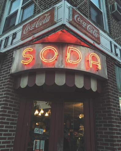 Nostalgia is a classic Coca-Cola ad.