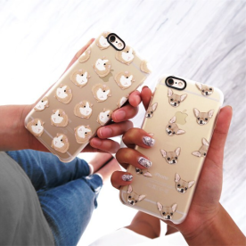 A chihuahua and guinea pig?? Add to cart, add to cart. @casetify Cost: $40 each